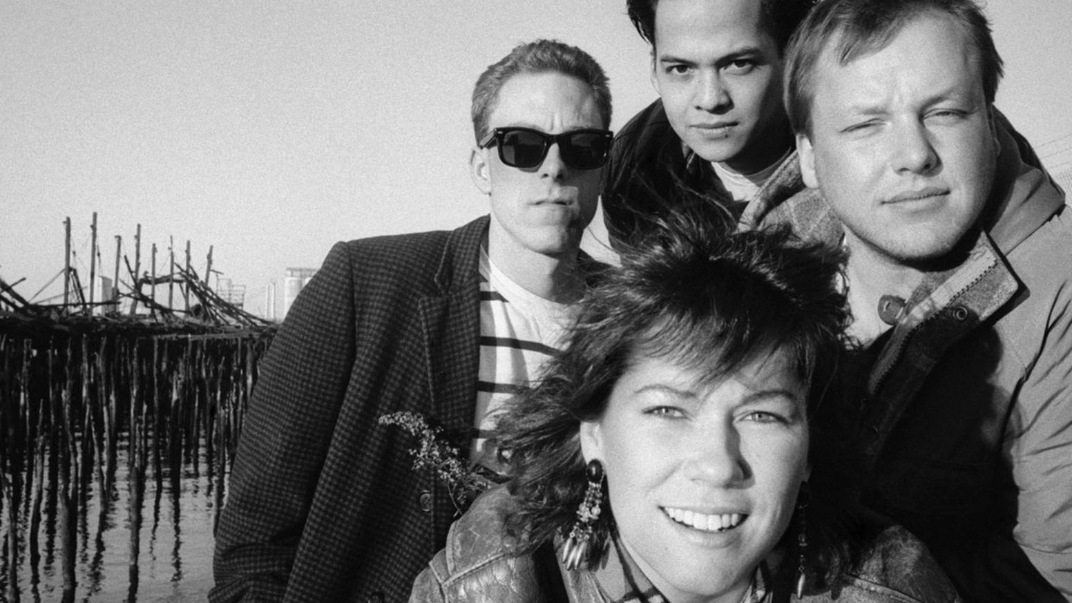 "Cancionero Rock: ""Gouge Away"" – Pixies (1989)"
