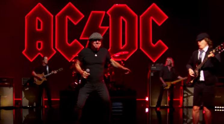 """AC/DC estrena el primer videoclip de su nuevo álbum: mira """"Shot in the Dark"""""""