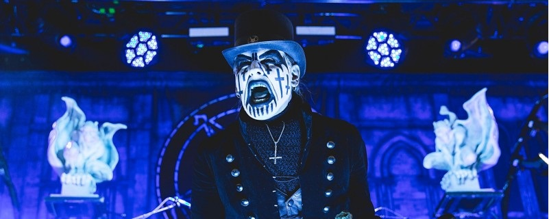 King Diamond: El macabro heavy metal que hechizará Santiago Gets Louder
