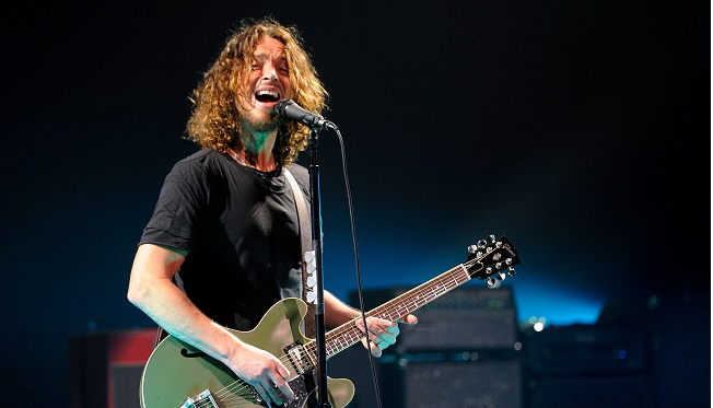 Soundgarden, Live From The Artist Den ya está disponible en Spotify