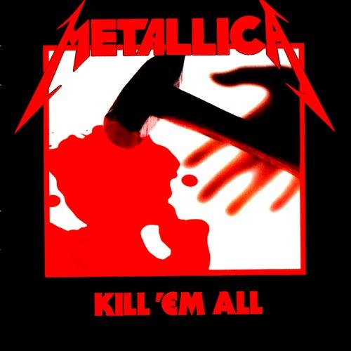 "Disco Inmortal: Metallica- ""Kill Em' All"" (1983)"