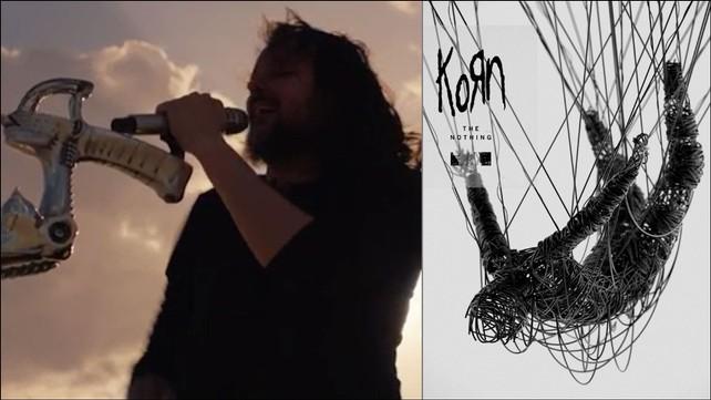 Estreno: Korn publica primer video de su nuevo álbum de estudio