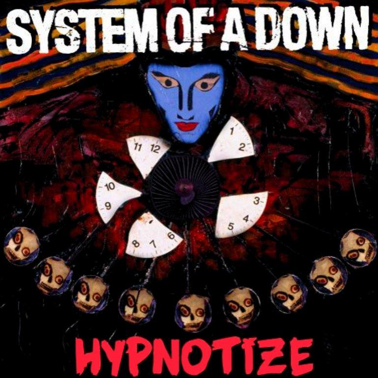 """""""Hypnotize"""": el contraataque de System of a Down"""