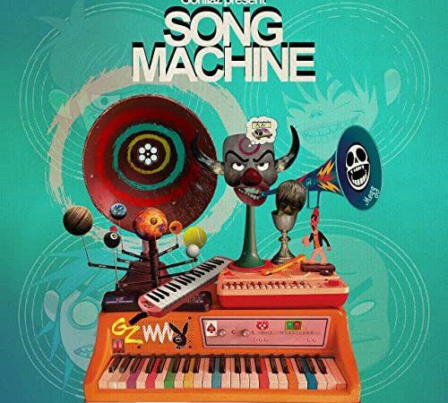 """""""Song Machine"""": Gorillaz y su devoción por innovar"""