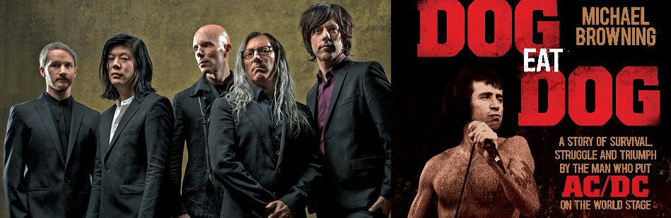 A Perfect Circle lanzará cover de AC/DC para el Record Store Day