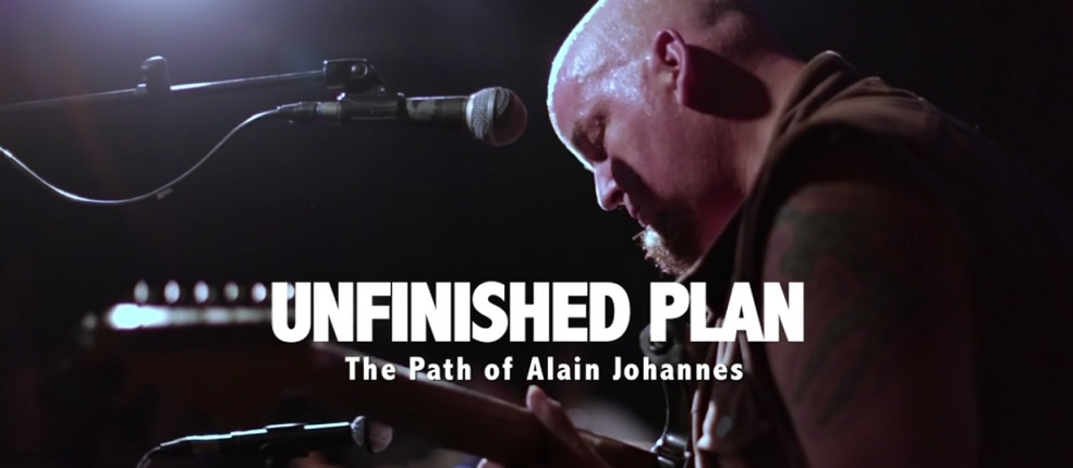 """Unfinished Plan: The Path of Alain Johannes"": Brillo triste de un canchero"