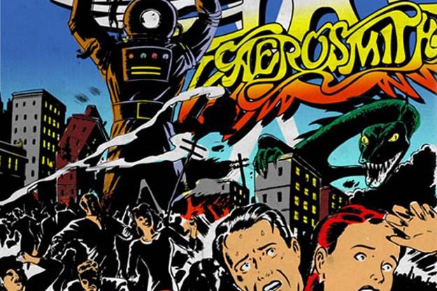 """Revisa detalles y escucha un adelanto de """"Music From Another  Dimension"""" el nuevo disco de Aerosmith:"""