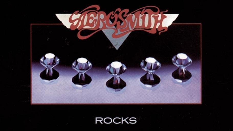 Disco Inmortal: Aerosmith – Rocks (1976)