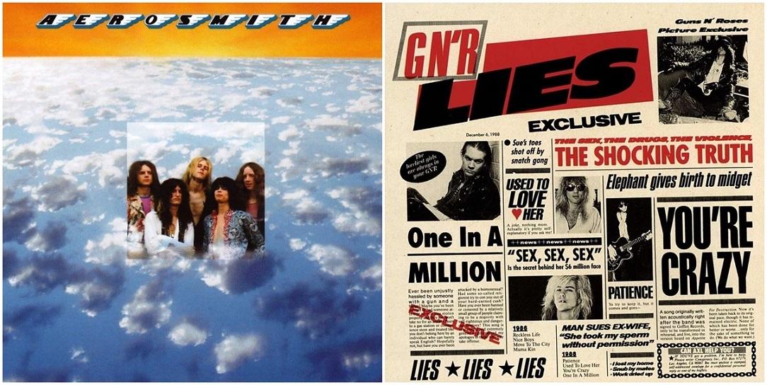 """2×1: """"Mama Kin"""" Aerosmith vs. Guns N' Roses"""