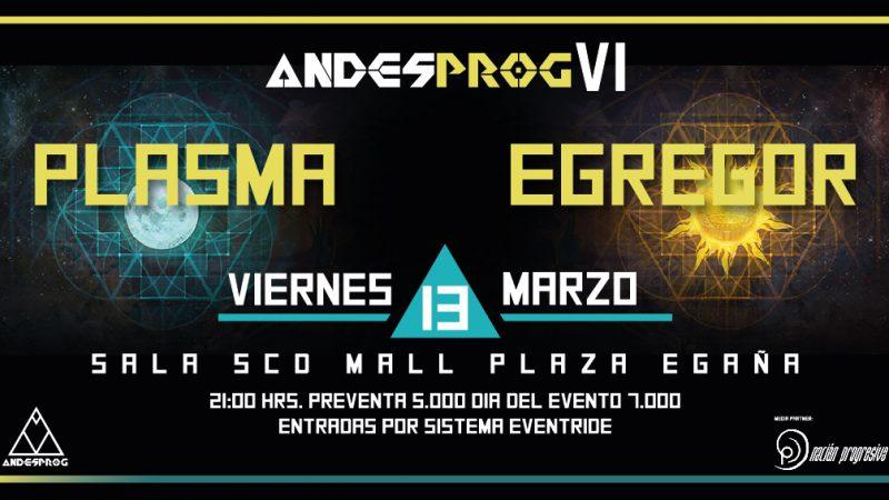 Vuelve el Andes Fest, festival chileno de rock progresivo en su sexta versión