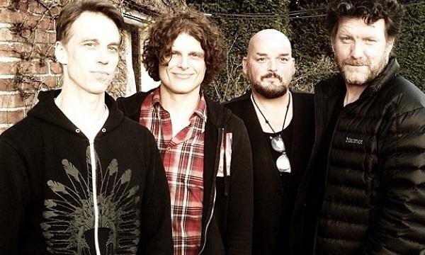 Miembros de Soundgarden, OFF! y Alain Johannes unen fuerzas en nuevo proyecto