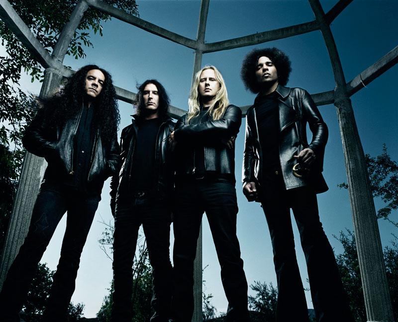 Alice in Chains prepara nuevo disco para el 2012