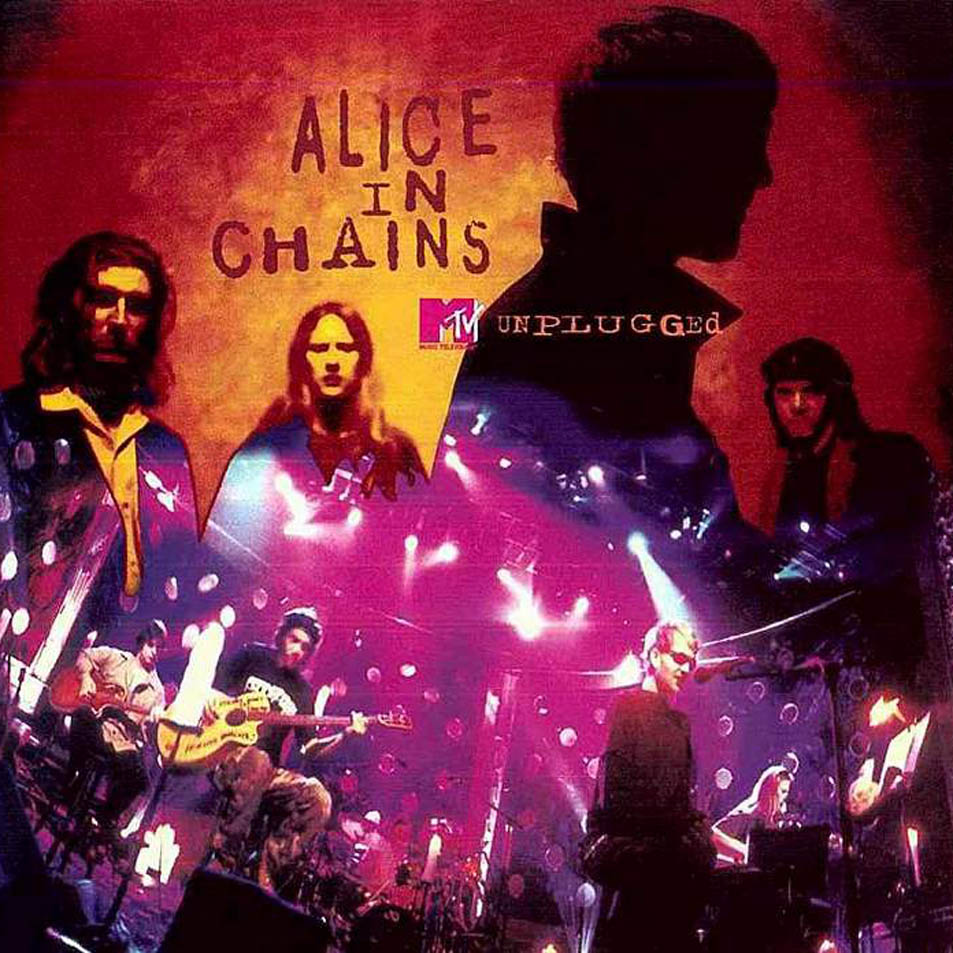 Disco Inmortal: Alice in Chains – MTV Unplugged (1996)