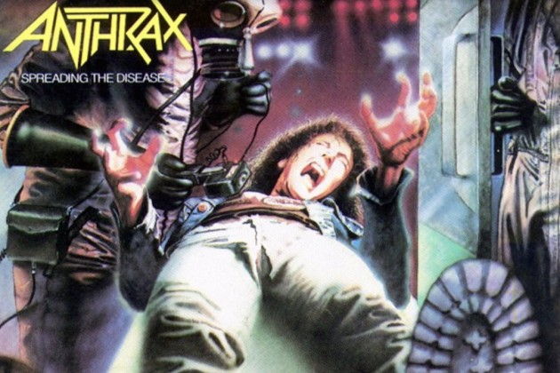 "Discomanía: Anthrax- ""Spreading the Disease"", la fuerza naciente del thrash clásico"