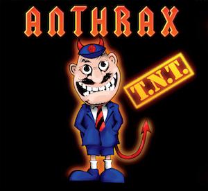 """Escucha """"T.N.T."""" Anthrax y su versión del clásico tema de AC/DC"""
