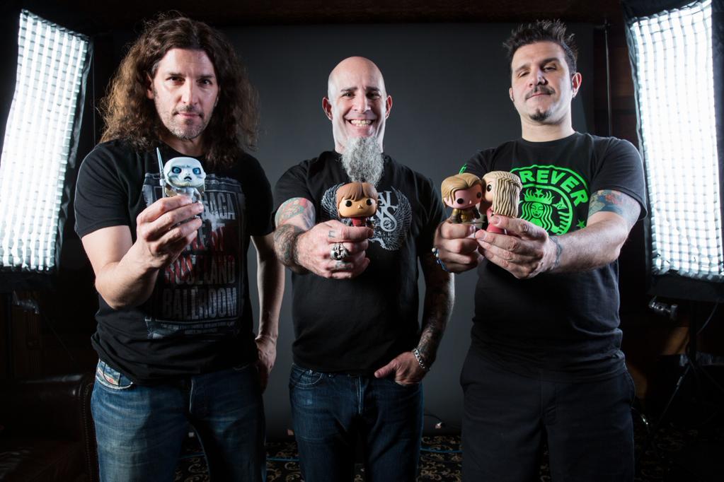 Anthrax estrena nuevo tema para la serie Game of Thrones, escucha 'Soror Irrumator'
