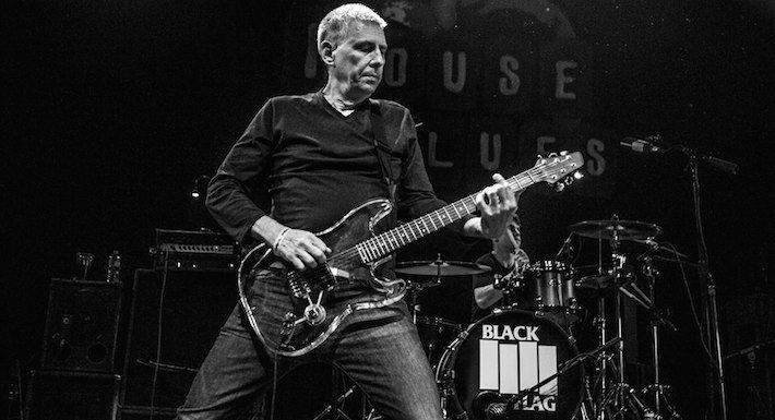 Punk legendario: Black Flag por primera vez en Chile