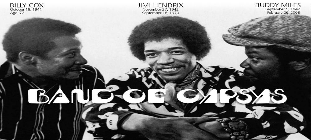 En septiembre se lanzará concierto inédito en vivo de Jimi Hendrix con Band of Gypsys