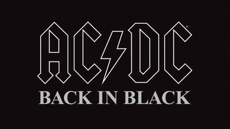 """AC/DC publica serie documental en el marco de la conmemoración de los 40 años de """"Back In Black"""""""