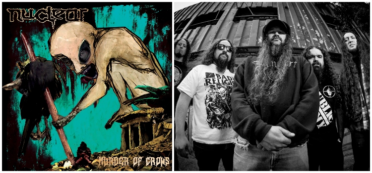 """""""Murder of Crows"""": los metaleros nacionales Nuclear se preparan para su próximo golpe discográfico"""