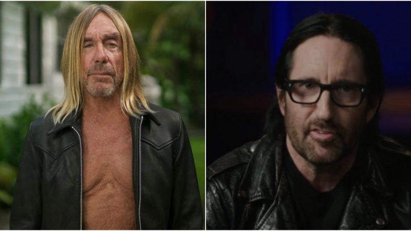Así fue la inducción de Nine Inch Nails al Rock'n Roll Hall of Fame por Iggy Pop