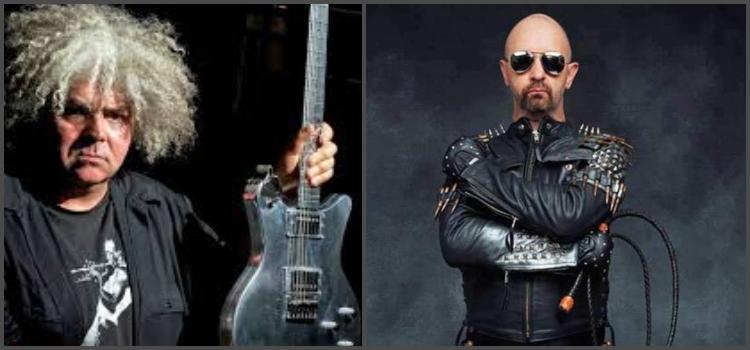 Conversación entre leyendas: King Buzzo (Melvins) entrevistó a Rob Halford de Judas Priest, revisa la entrevista