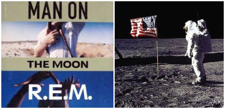 """Cancionero Rock: """"Man on the Moon"""" – R.E.M. (1992)"""