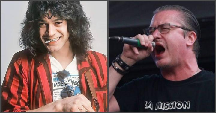 """Mike Patton contó sus experiencias y devoción por Van Halen: """"Estaba en la cima de los guitarristas de rock"""""""