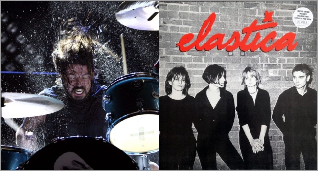 "VIDEO: Dave Grohl y Greg Kurstin versionan ""Connection"" de Elastica"