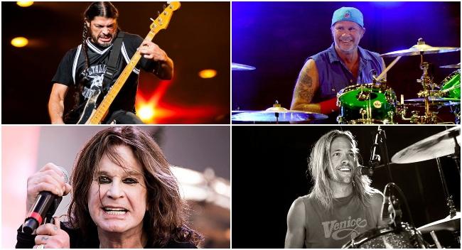 Ozzy Osbourne alista otro álbum de estudio y contará con Robert Trujillo, Chad Smith y Taylor Hawkins