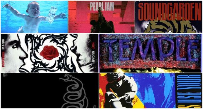 Discos cosecha 1991: uno de los sucesos musicales mas productivos en la historia del rock