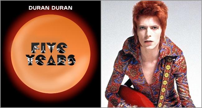 """Duran Duran lanza versión de """"Five Years"""" en homenaje a David Bowie"""