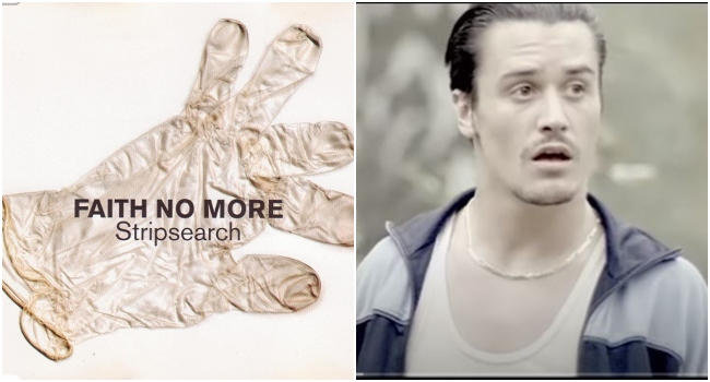 "Cancionero Rock: ""Stripsearch"" – Faith No More (1997)"