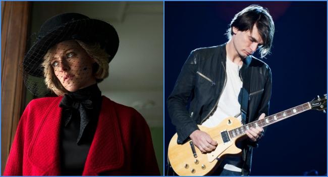 """Jonny Greenwood musicalizará """"Spencer"""", la película biográfica de la Princesa Diana de Inglaterra"""