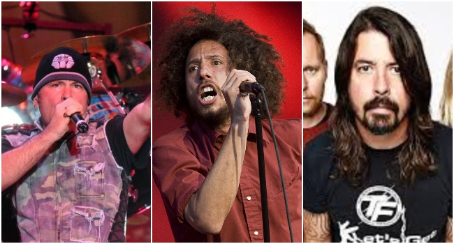Rage Against the Machine, Iron Maiden y Foo Fighters nominados al Rock 'N' Roll Hall of Fame 2021