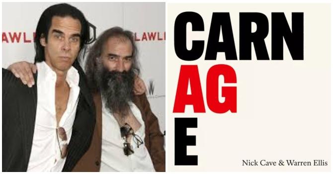 """Nick Cave publica un nuevo álbum de estudio, escucha """"Carnage"""""""