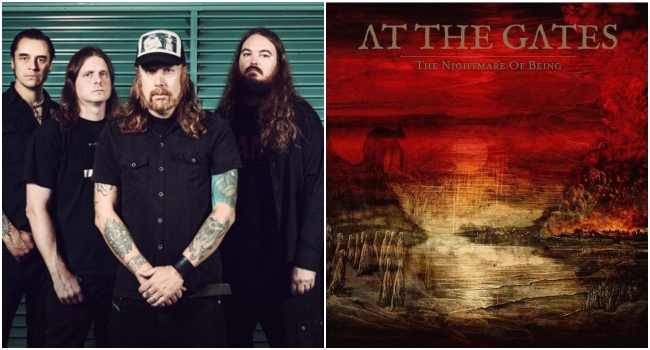 """""""The Nightmare Of Being"""": At The Gates anuncian nuevo álbum de estudio"""