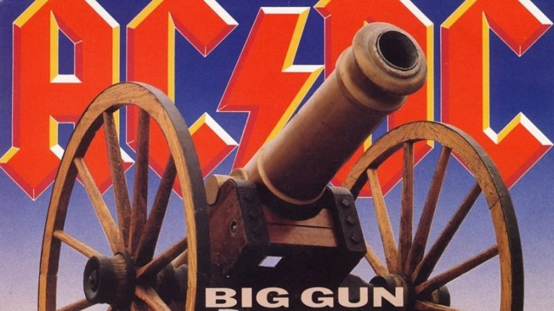 "Cancionero Rock: ""Big Gun"" – AC/DC (1993)"