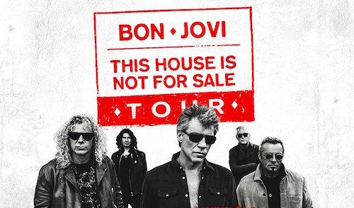 Bon Jovi en Chile: Valores, detalles y banda telonera confirmada