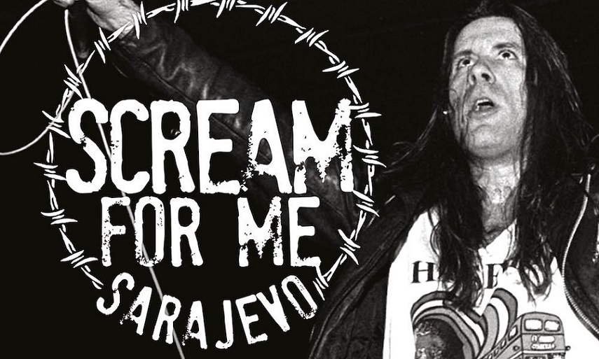 Scream for Me, Sarajevo: cómo Bruce Dickinson infundió esperanza en tiempos de guerra