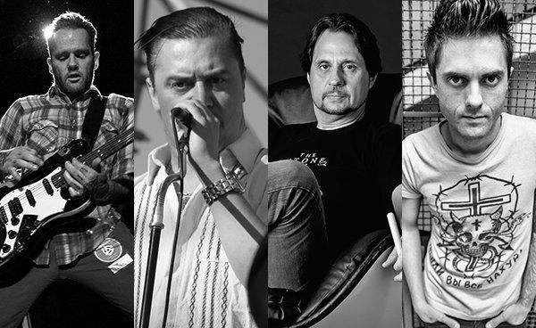 Dead Cross anuncian su segundo álbum de estudio