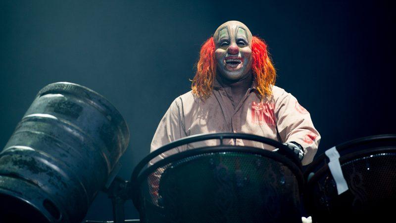 """Shawn """"Clown"""" Crahan: """"Lo nuevo de Slipknot será una cobra en una canasta"""""""