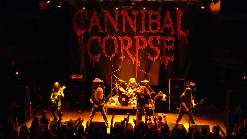 Cannibal Corpse anuncian que entrarán a trabajar en nuevo álbum de estudio