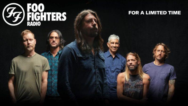 Foo Fighters lanza su propia emisoria radial que transmitirá su música las 24 horas del día