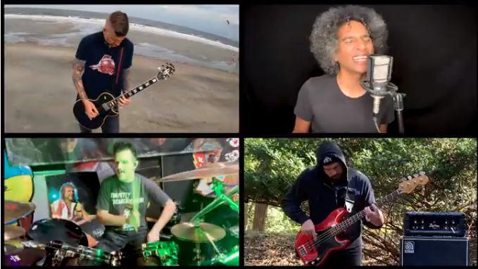 """Miembros de Mastodon, Alice in Chains, Anthrax y más hacen versión de """"Rusty Cage"""" de Soundgarden"""