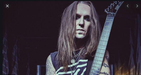 Fallece Alexi Laiho, guitarrista y voz de Children of Bodom