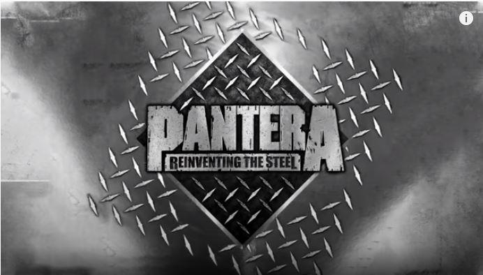 """Pantera publica adelantos de su reedición de """"Reinventing the Steel"""" remezclada por Terry Date"""