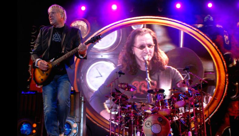 Conciertos que hicieron historia: El primer (y único) show de Rush en Chile