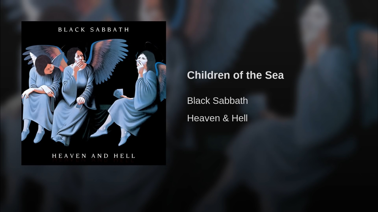 "Cancionero Rock: ""Children of the Sea"" – Black Sabbath (1980)"
