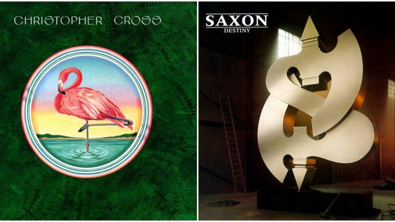 "2×1: ""Ride Like the Wind"" Christopher Cross vs. Saxon"